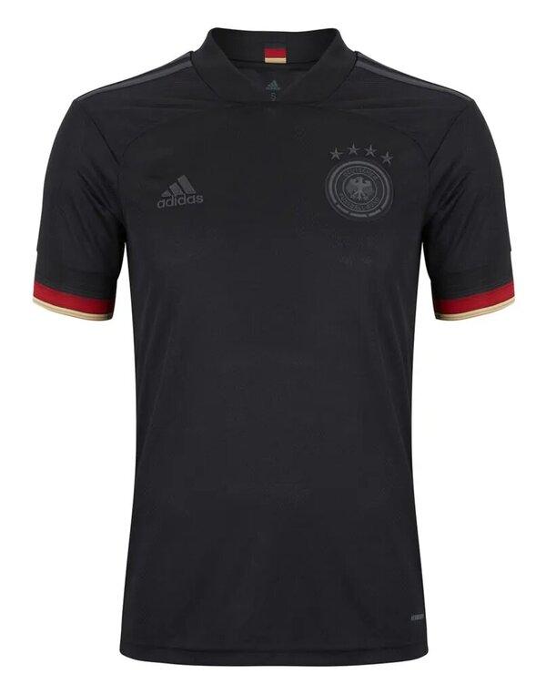 Сборная Германии футболка гостевая евро 2020 (2021)