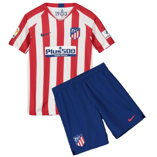 Атлетико Мадрид (Atletico Madrid) домашняя форма сезон 2019-2020